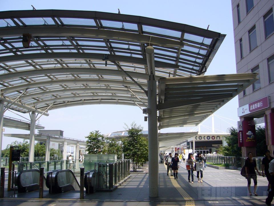 さいたま新都心駅周辺の街並み近隣の街並画像関連記事