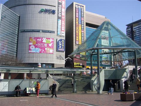 「京王多摩センター 街並み」の画像検索結果