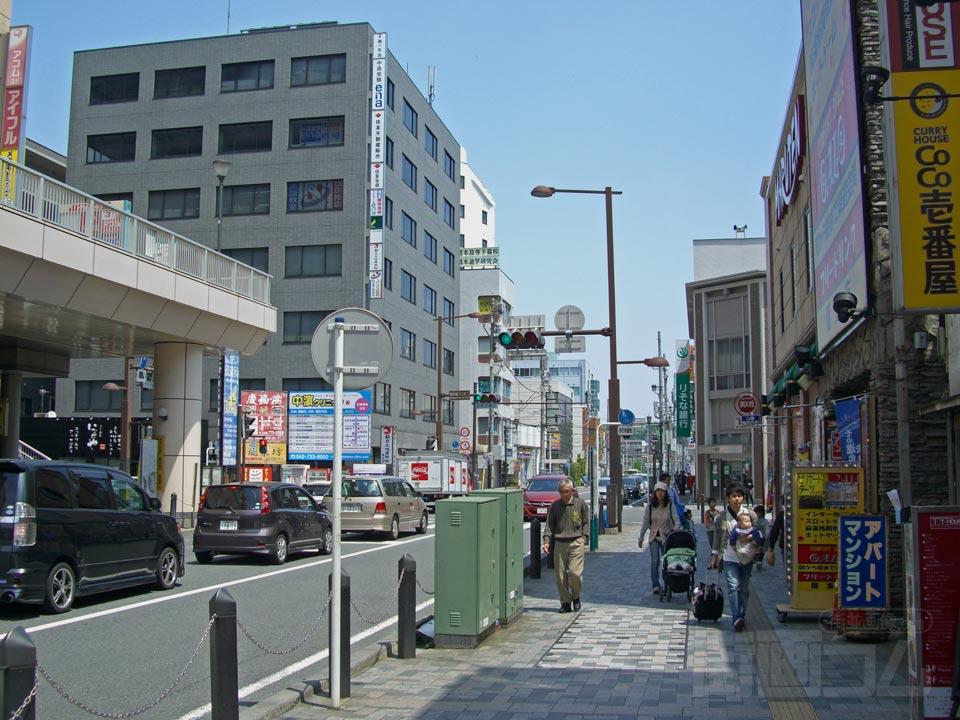 橋本駅前通り