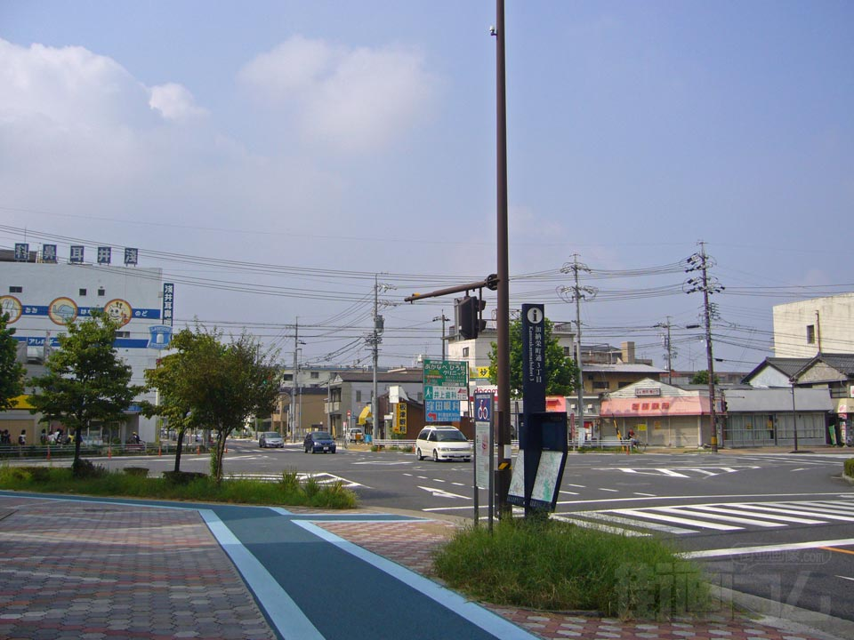 岐阜・名鉄岐阜駅周辺の街並み近隣の街並画像関連記事