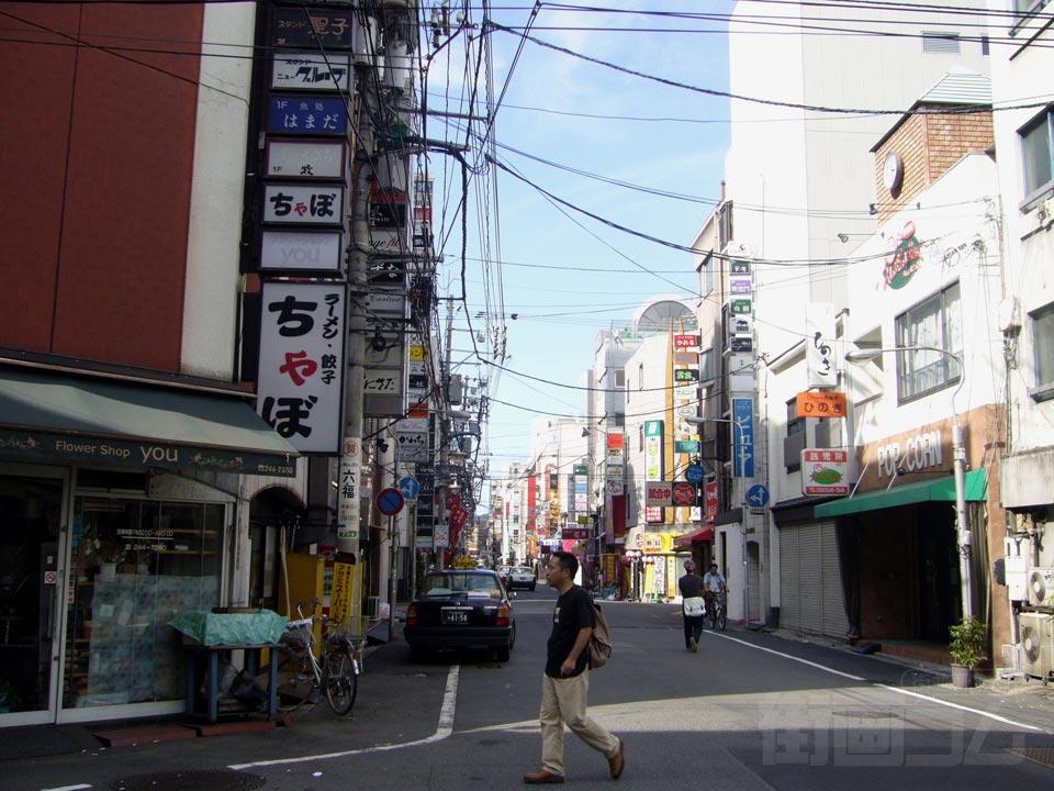 流川・薬研堀周辺近隣の街並画像関連記事