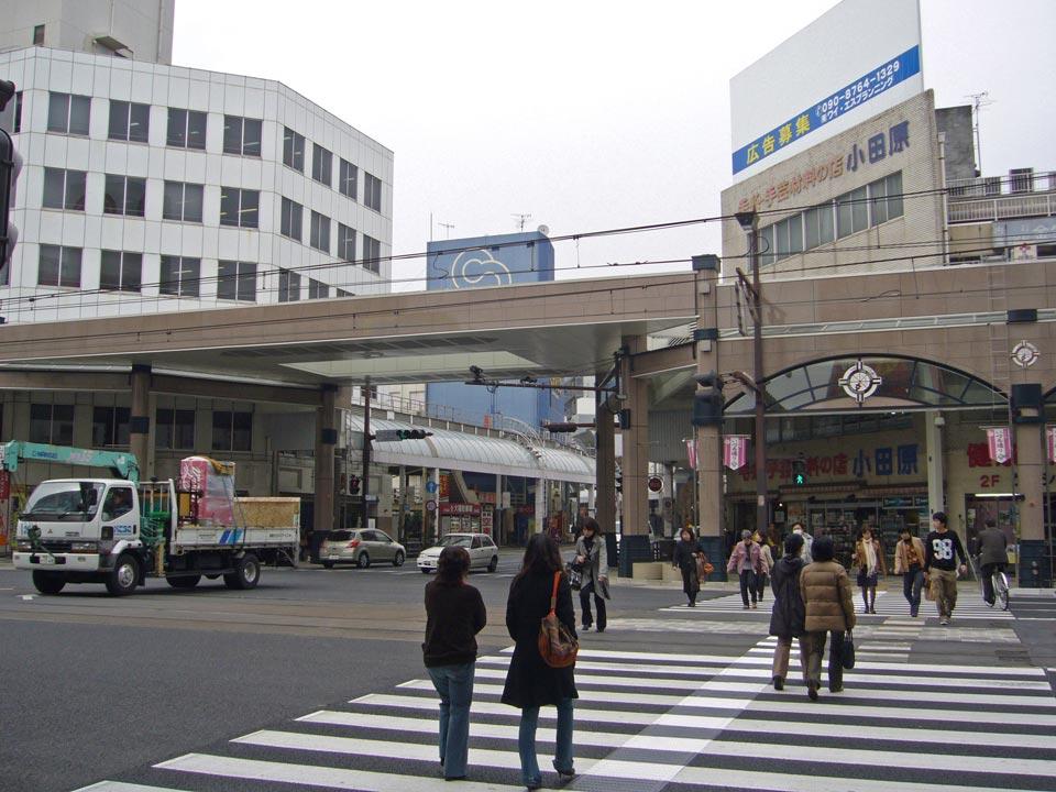���中央交差点写真画�
