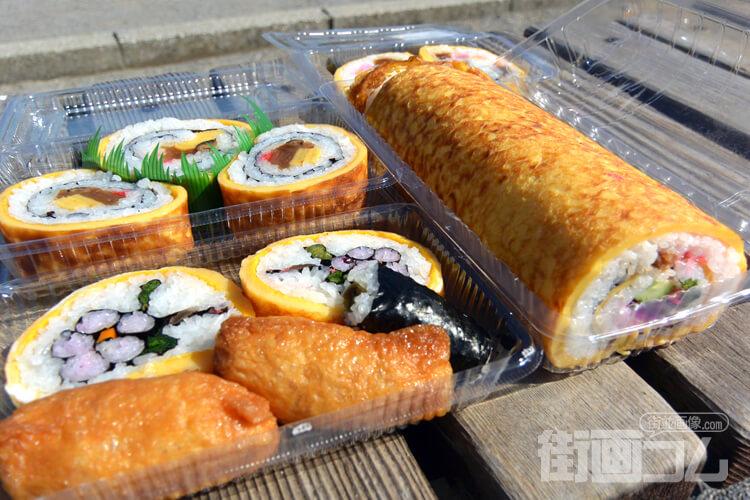 千葉を代表する郷土料理「太巻き寿司」【街画コム】