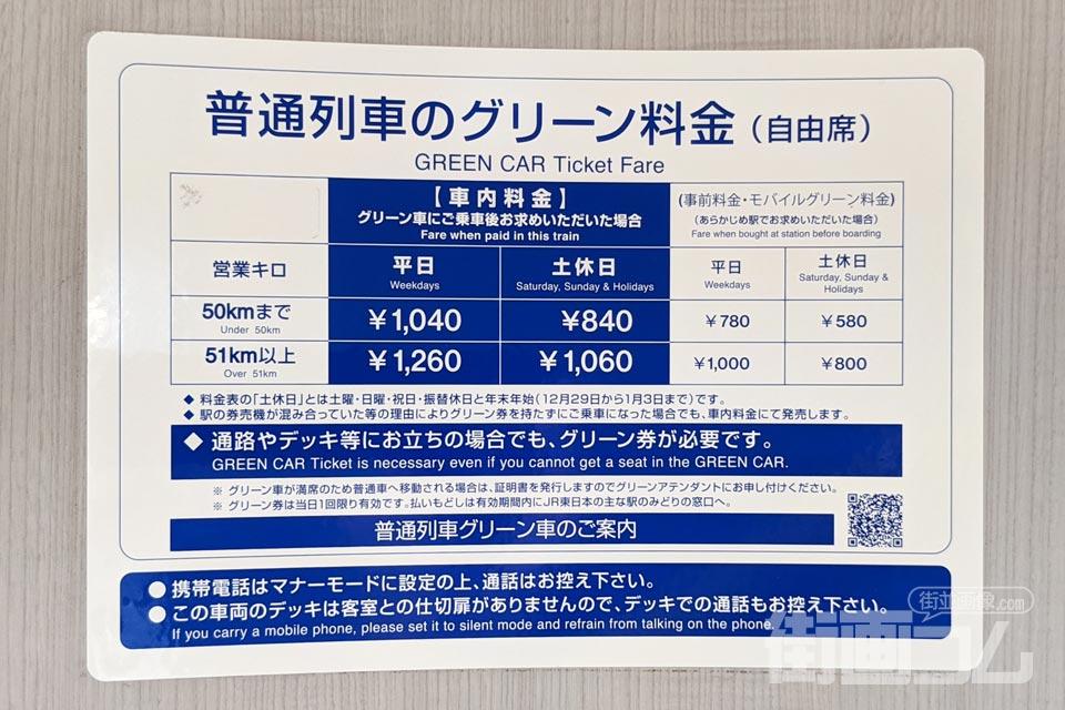 藤沢駅から始発・湘南ライナー・グリーン車で通勤 …