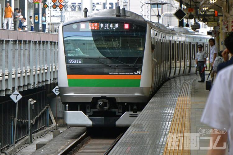 湘南新宿ラインの停車駅や路線図、時刻表やグリー …